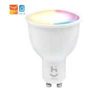 Lampada Dicroica Rgb Quente Frio Wifi Smart Life Tuya Alexa