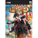 Bioshock Infinite - Juego Pc Steam - Entrega En El Dia !