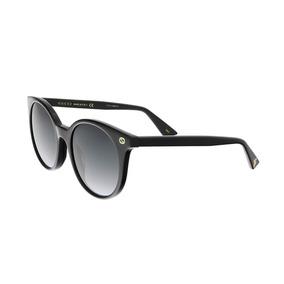 5e80ac0997b0d Grey De Sol Gucci %c3%b3culos Gg4241 S Sunglasses Black Gold ...