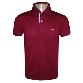 Camisa Colcci Vinho Gola Polo Camiseta