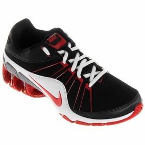 ffc20ee87ec Tênis Nike Impax Atlas 4 Sl - Preto E Vermelho