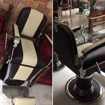Cadeira De Barbeiro Ferrante Restaurada Frete Gratis