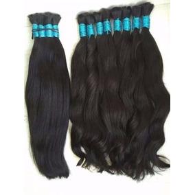 Cabelo Natural Humano Liso 70-75 Cm 250 Gramas P Mega Hair