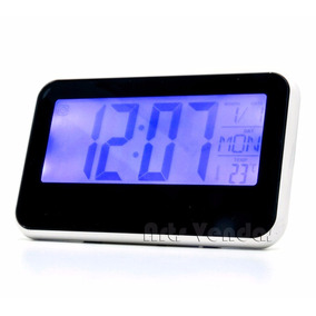 5a4b3f2e816 Relogio Temperatura Sensor Ambiente - Relógios no Mercado Livre Brasil