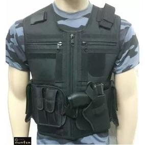 Colete Tatico Policia Militar Civil Segurança Escolta