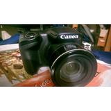 Camara Canon Semi-nueva Powershot Sx410 Is 40x Zoom Reflex