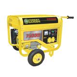 Generador Forest & Garden Gg8750e 6.3kw Arranque Electrico