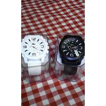 Kit Com 2 Relógio Lacostes Masculino Importado