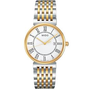 Reloj Mido Multifort Dorada M009.610.22.013.00 Ghiberti