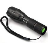 Lanterna Tática Xml T6 5 Funções Longo Alcance Alta Pôtencia