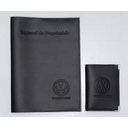 Kit Volkswagen Porta Manual E Porta Documentos