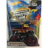 Juguete Hot Wheels Monster Jam El Toro Loco Pista Ace Truck