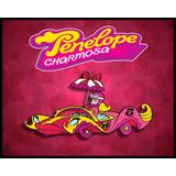 Painel Festa Infantil Penelope Charmosa Banner 1 X 0,70