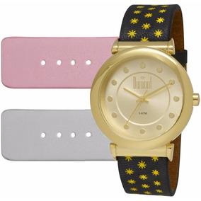Relógio Dumont Feminino Du2035lss/2d - ( Troca Pulseira )