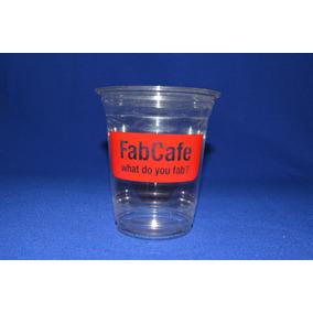 Vaso Desechable Para Fappe O Bebida Fría Impreso