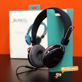Audífonos Con Micrófono Jedel Para Celulares Tablet