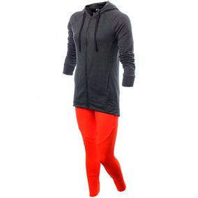 Conjunto Leggins Con Sudadera Atletico Mujer adidas Bk4678