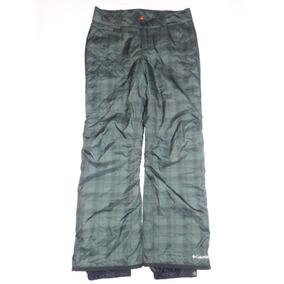 Columbia Pantalon Omni Heat De Dama Talla L Nuevo Waterproof