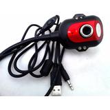 Webcam 10 Megapixels Com Microfone E Led Fjw Aceito Bitcoin