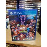Marvel Vs Capcom Infinite - Nuevo Y Sellado - Ps4
