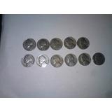 Monedas De Cinco Centavos Americanas