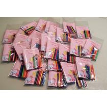 20 Libritos Para Colorear Peppa Pig X20 Lapices Bolsita