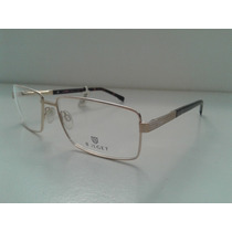 Armação Oculos Grau Bulget Bg1388 04b 60