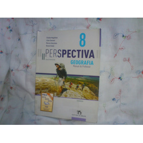 Livro - Perspectiva Geografia 8 Ano - Manual Do Professor