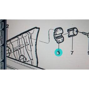 Guia Do Parachoque Traseiro Monza Tubarão (valor Unitário)