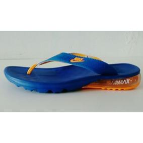 Sandalia Chinelo Nike Air Max, Frete. Gratis + Brinde