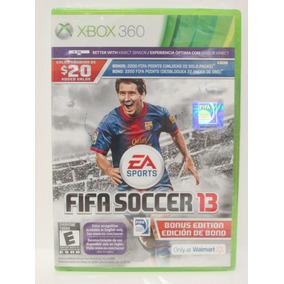 Fifa Soccer 13 Xbox 360 Original E Lacrado