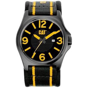 Reloj Caterpillar Hombre Mod. Pk16161137 Dp Xl Analogo Acero