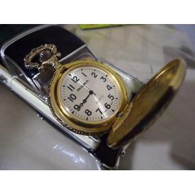 Hermoso Reloj De Bolsillo Japones Antiguo Milan