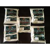 Albumina Integral 2,5 Kg (5 Pacotes De 500g) Cp Ovos