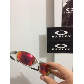 Outros Oculos Oakley Bahia - Óculos De Sol Oakley Juliet Com lente ... d873e6556a