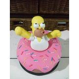 Adorno Porcelana Fria Homero Simpson ,zona Sur Envios