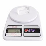 Balanza Digital De Cocina Sf-400 1g X 10kg