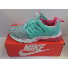 Zapatos Deportivos Nike Air Presto Para Damas, 2 Modelos.