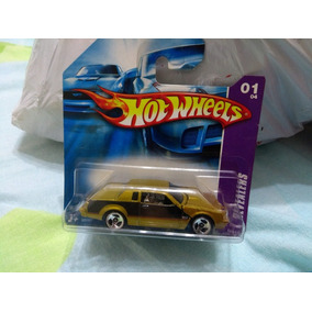 Hot Wheels - Buick Grand National - Revealers