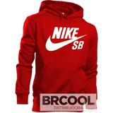 Blusa De Frio Casaco Moletom Nike Sb Masc. Moleton + Frete