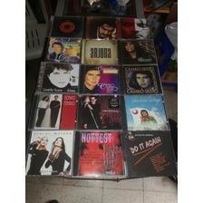 Cd De Musica Originales Sony Varios Cantantes #1