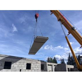 Construccion Losas Prefabricadas Viguetas Y Bovedillas