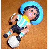Silant Gauchito Goma Mascota Mundial Argentina 78 Futbol 8,5