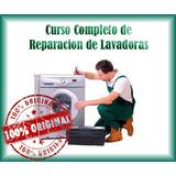 Curso Completo De Reparación De Lavadoras (original)