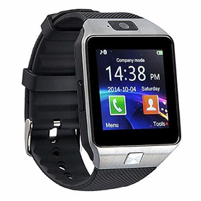 Reloj Smart Watch Dz09 Android O Iphone Bluetooth Sim Sd
