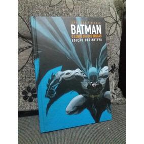 Batman O Longo Dia Das Bruxas Edição Definitiva Panini