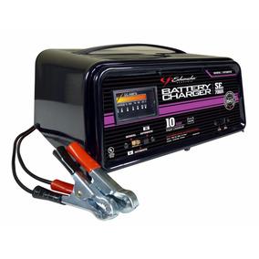 Cargador Baterias Schumacher 12 Y 24 Volts 10 Amp Se-70ma