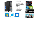 Pc Gamer Barata- 8gb Ram-tarjetagrafica2gb-discoduro1000gb