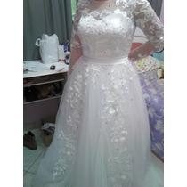 Vestido De Noiva Novo Nunca Usado