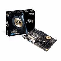 Placa-mãe Asus Z97-e Intel Lga1150 Com Sata Express & M.2